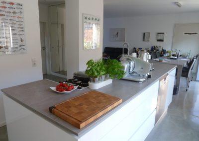 Hochglanz Küche vom Schreiner in Boppard