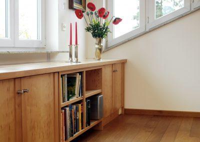 Sideboard von Meisterhand geplant